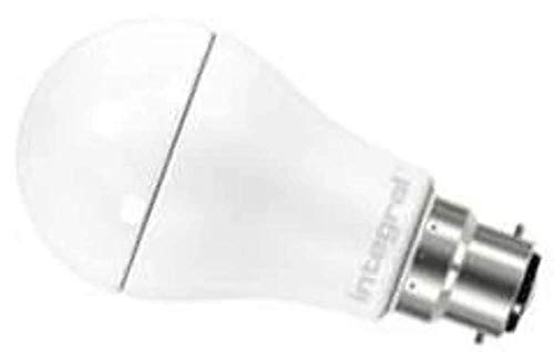 Integral-LED Classic Globe (GLS) 12.5W (100W) 2700K 1521lm B22 Non-Dimmable Frosted Lamp from Integral