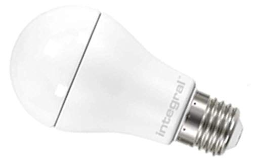 Integral LED Classic Globe LED GLS light bulb (2700K, E27/ES screw, warm white, 100w equivalent, NON-DIMMABLE) from Integral