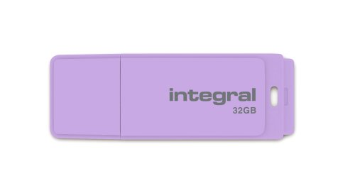 Integral Pastel 32 GB USB Flash Drive - Lavender Haze from Integral