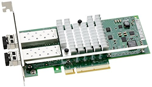 Intel E10G42BFSR Ethernet Converged Network Adapter X520-SR2 from Intel