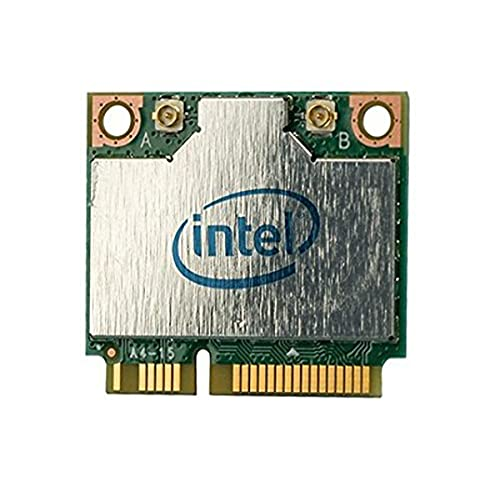 Intel Dual Band Wireless-AC 7260 2x2 + BT HMC AC from Intel