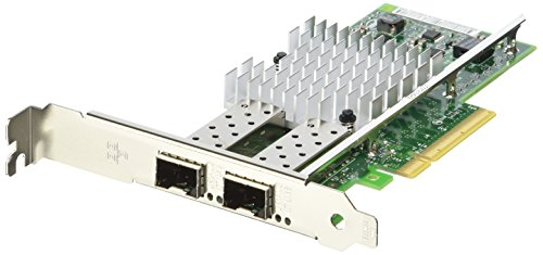 Intel E10G42BTDA Ethernet Converged Network Adapter X520-DA2 from Intel