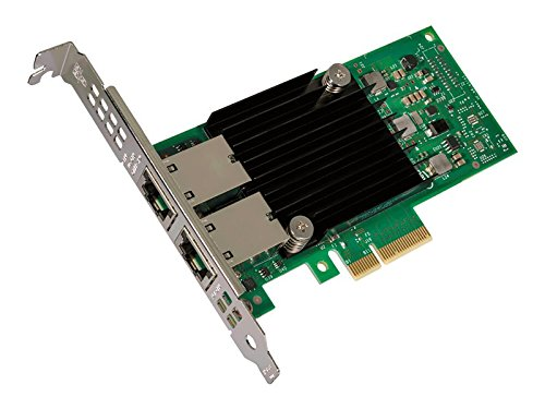 Intel X550T2BLK Converged 10GbE Network Card PCI-E (OEM) from Intel