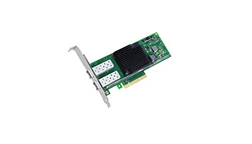 Intel X710DA2 X710-DA2 Ethernet Converged Low Profile Network Adapter - Multi-Colour from Intel