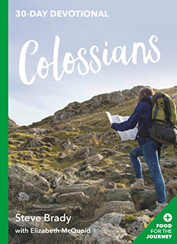 Colossians: 30-Day Devotional (Food for the Journey Keswick Devotionals) from IVP