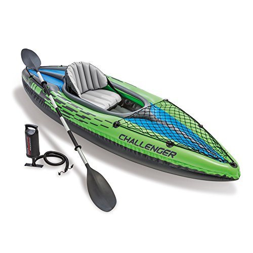 Intex Challenger K1 Kayak 274x76x38cm from Intex