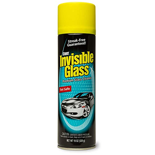 Invisible Glass 91164 Premium Aerosol Glass Cleaner for Windows/Windscreens/Mirrors from Invisible Glass