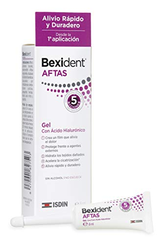 ISDIN Bexident Aftas Gel 8ML from Isdin