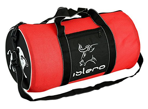 Islero GYM Sports kit bag Holdall Duffle hand carry Training MMA Boxing Weightlifting from Islero Fitness