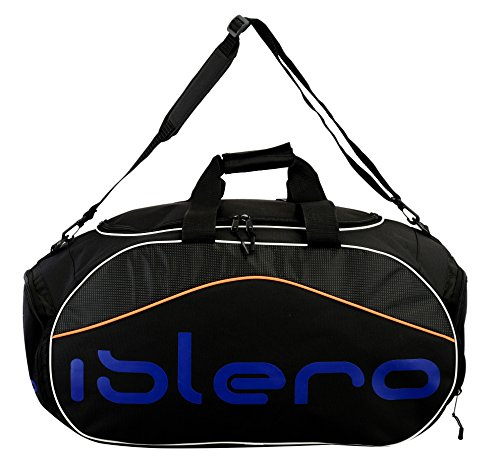 Islero GYM Sports kit bag backpack Duffle football Fitness Training MMA Boxing Luggage Travel Bag 54 Liters from Islero Fitness