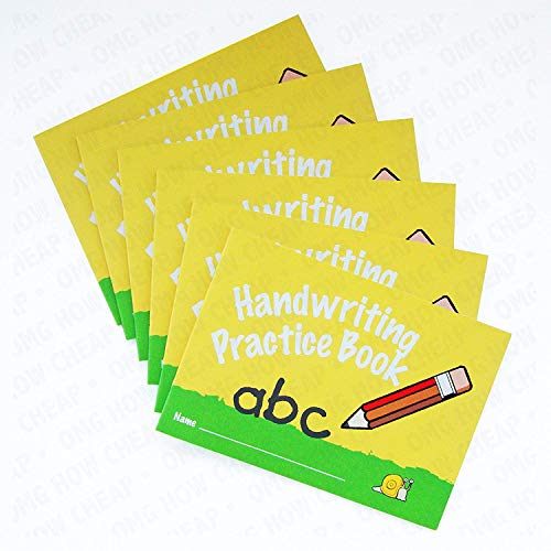 Handwriting Practice Books - Pack of 6 - BK0098 from Ivy Stationery