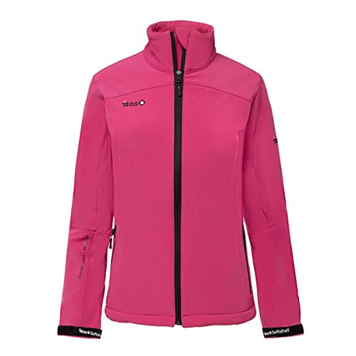 IZAS Women's Soft Shell Jacket-Pink, Small from IZAS