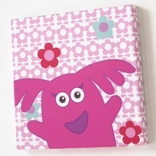 Izziwotnot Bedtime Babe Fifi Childrens Character Canvas Wall Art from Izziwotnot