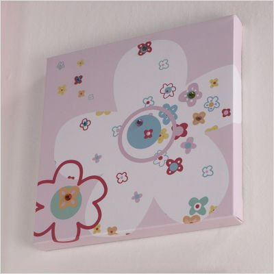 Izziwotnot Cherry Blossom Canvas Wall Art, Blossom from Izziwotnot