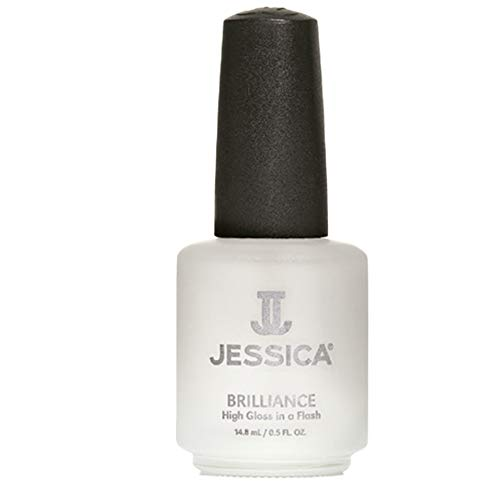 JESSICA Brilliance Fast Drying Top Coat 14.8 ml from JESSICA