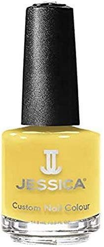 JESSICA Custom Nail Colour, Yellow Lightning 14.8 ml from JESSICA