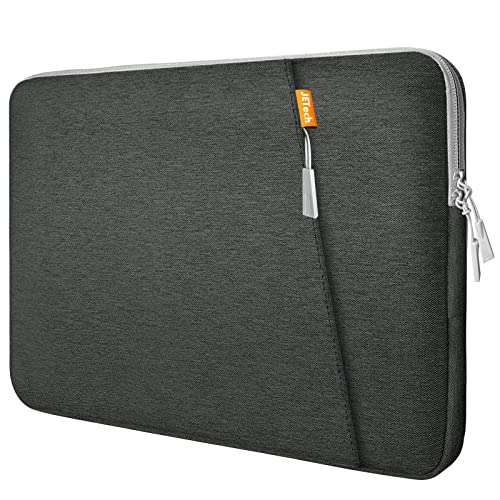 "JETech Laptop Sleeve for 13.3-Inch Notebook Tablet iPad Tab, Waterproof Bag Case Briefcase Compatible with 13"" MacBook Air, 13"" MacBook Pro, 12.3 Surface Pro, Grey from JETech"