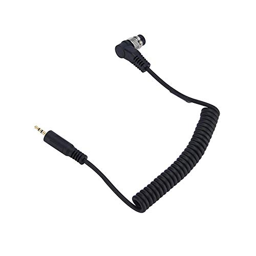 JJC Cable-B Remote Shutter connector cable for Nikon MC-30 and Triggertrap from JJC