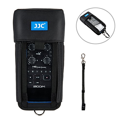 JJC Protective Case for Handy Recorder Zoom H6 from JJC