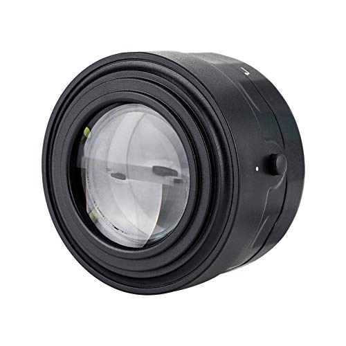JJC Sensor Loupe with 7x Magnification & Ultra-bright LEDs for DSLR/Mirrorless Cameras from JJC
