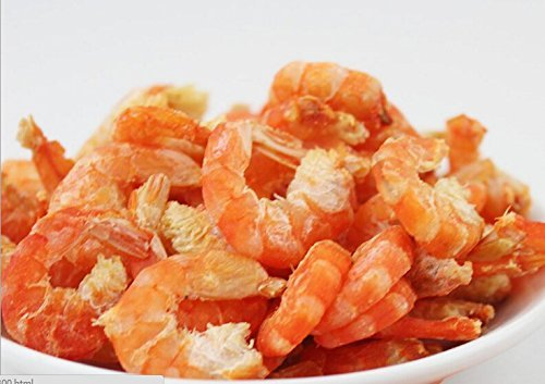 Dried seafood large-sized shrimp meat 24 Ounce (680 grams) from South China Sea Nanhai from JOHNLEEMUSHROOM RESELLER