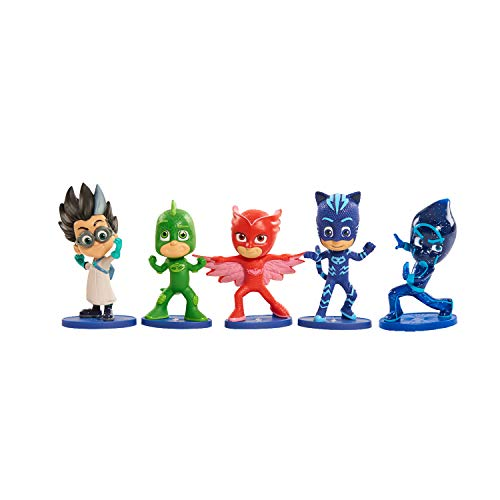 PJ Masks Collectible Figures 5 pack (2016) from PJ MASKS