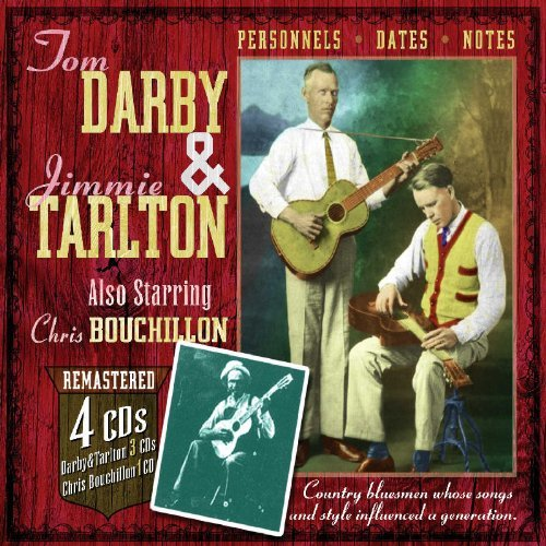 Tom Darby & Jimmie Tarlton by Tom Darby & Jimmie Tarlton (2005-08-07) from JSP