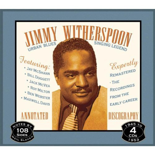 Urban Blues Singing Legend by Jimmy Witherspoon (2006-09-03) from JSP