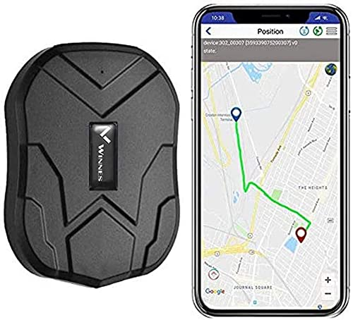 TKSTAR GPS Tracker Anti Theft Tracker for Car Waterproof GPS Car Tracker With App Real Time Tracking Long Standby Tracker GPS TK905B from TKSTAR