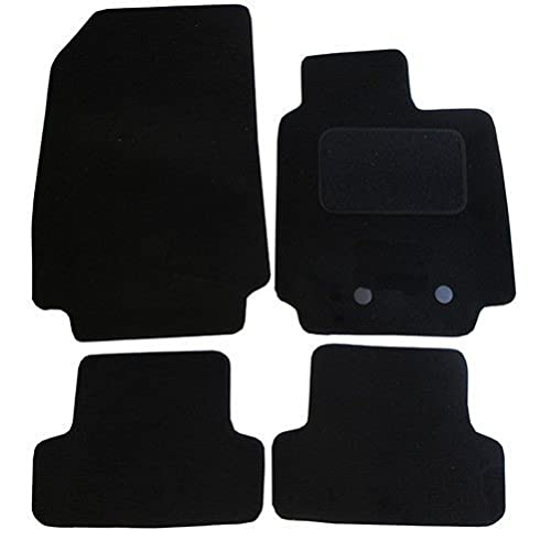 For Saab 9-3 MK2 2002-2012 Fully Tailored 4 Piece Car Mat Set