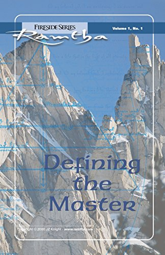 Defining the Master: Fireside Series Volume 1, No.1 from JZK Publishing
