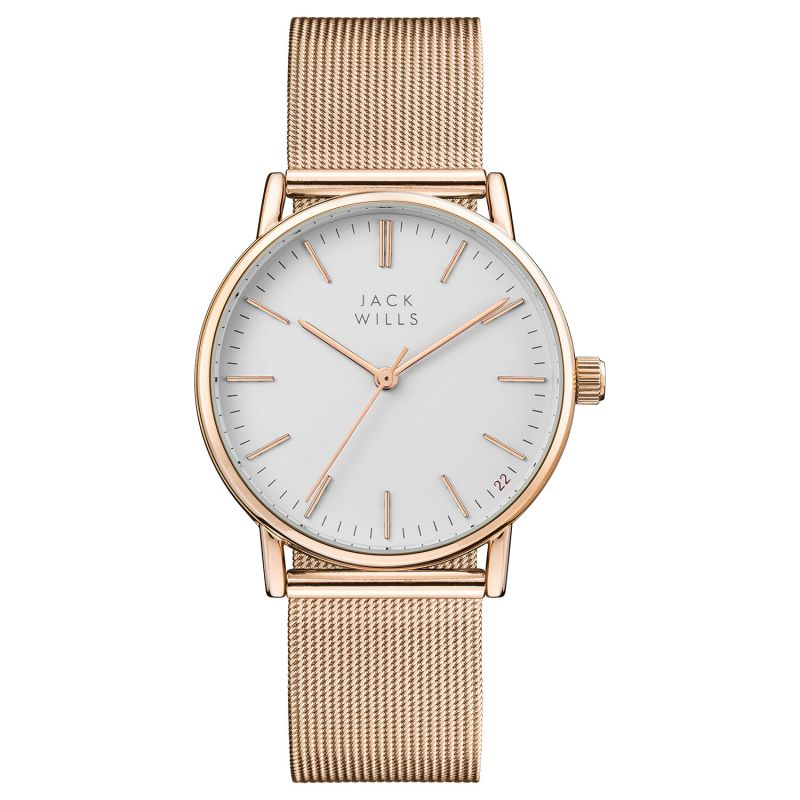 Ladies Jack Wills Berry Watch from Jack Wills