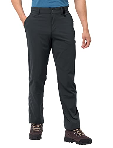 Jack Wolfskin Men Activate Light Pants Men's Pants - Phantom, 48 from Jack Wolfskin