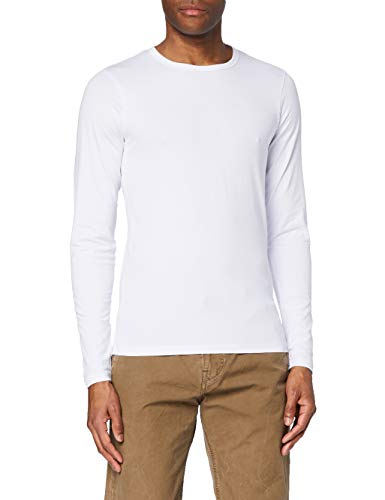 Jack and Jones Men's Basic O-Neck T-Shirt, Optical White, XX-Large from Jack & Jones