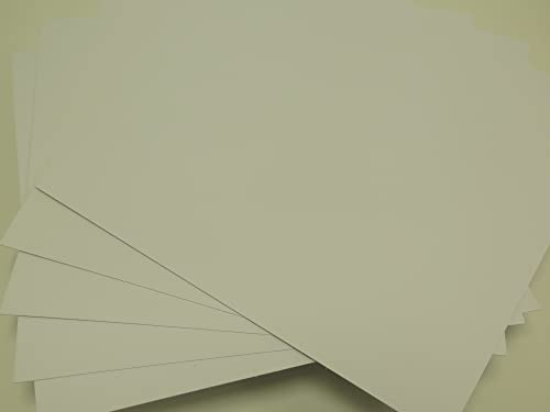 "20 x Smooth White Card 300gsm 9""x9"" 9 Inch Square 9x9"" (fits Ribba Frame) AM865 from Jackdaw Express"