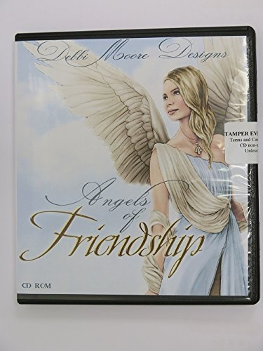 Debbi Moore Designs Angels of Friendship CD Rom (327027) from Jackdaw Express