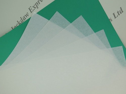 Vellum Translucent Tracing Paper 200gsm A5 or A6 Cardmaking Scrapbooking Crafts A5 x 20 Sheets AM817
