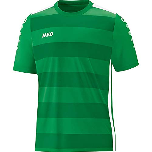 JAKO Celtic 2.0 Shirt, Men, Celtic 2.0, sportgrün/Weiß, S from JAKO