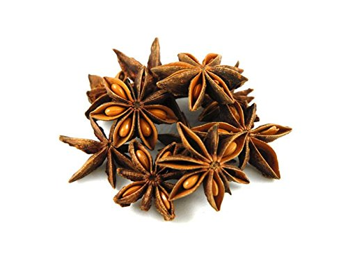 100g | WHOLE STAR ANISE **FREE UK POST** from Jalpur