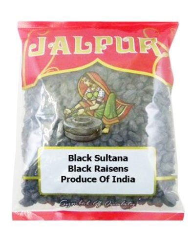 Black Raisins (Black Sultana) 150g from Jalpur