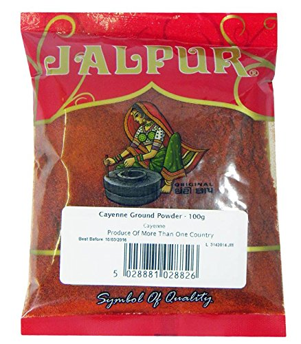 Cayenne Ground Powder 100g from Jalpur