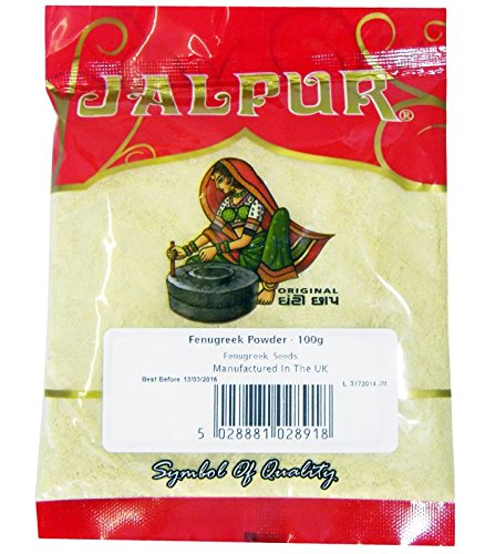 Fenugreek Powder 100g from Jalpur