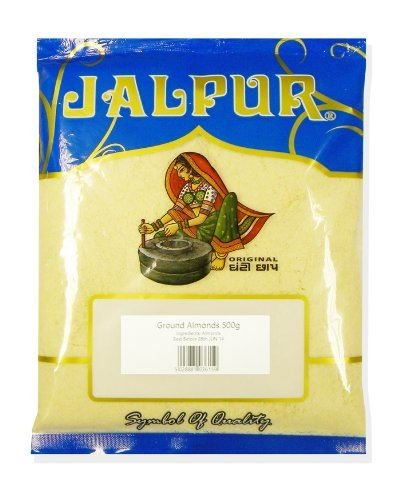 Ground Almonds - 500g from Jalpur