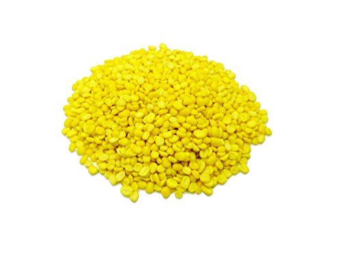 Yellow Split Lentils (Moong Dall Yellow) - 1.5kg from Jalpur