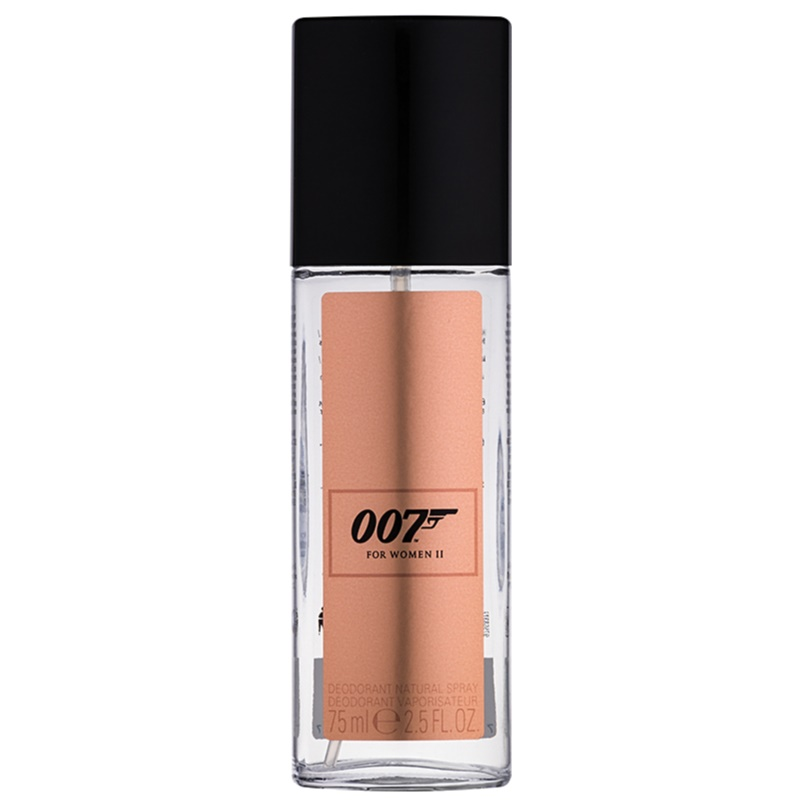 James Bond 007 James Bond 007 For Women II perfume deodorant for Women 75 ml from James Bond 007