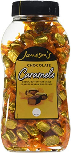 JAMESONS CHOC.CARAMELS JAR 1.5KG from Jamesons