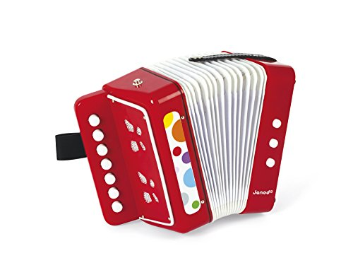 Janod Confetti Accordion from Janod