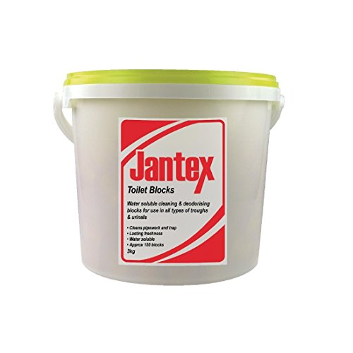 Jantex CF985 Urinal Blocks from Jantex