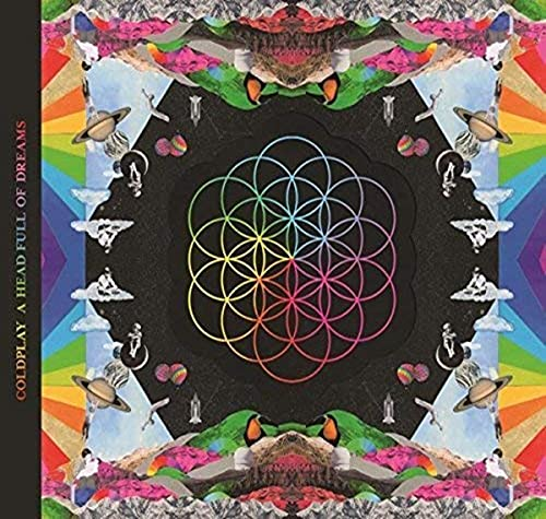 A Head Full Of Dreams (Japanese Tour Edition) from Jap Import