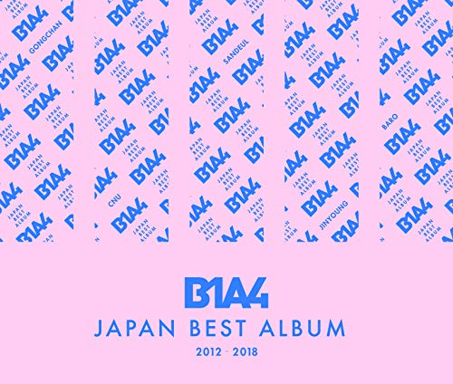 B1A4 Japan Best Album 2012-2018 from Jap Import